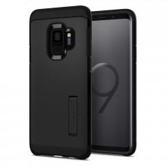 Spigen Tough Armor kryt Galaxy S9 Black