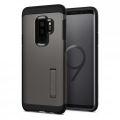 Tough Armor kryt Galaxy S9+ Gunmetal (1)