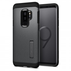 Spigen Tough Armor kryt Galaxy S9+ Graphite Gray