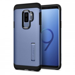 Spigen Tough Armor kryt Galaxy S9+ Coral Blue